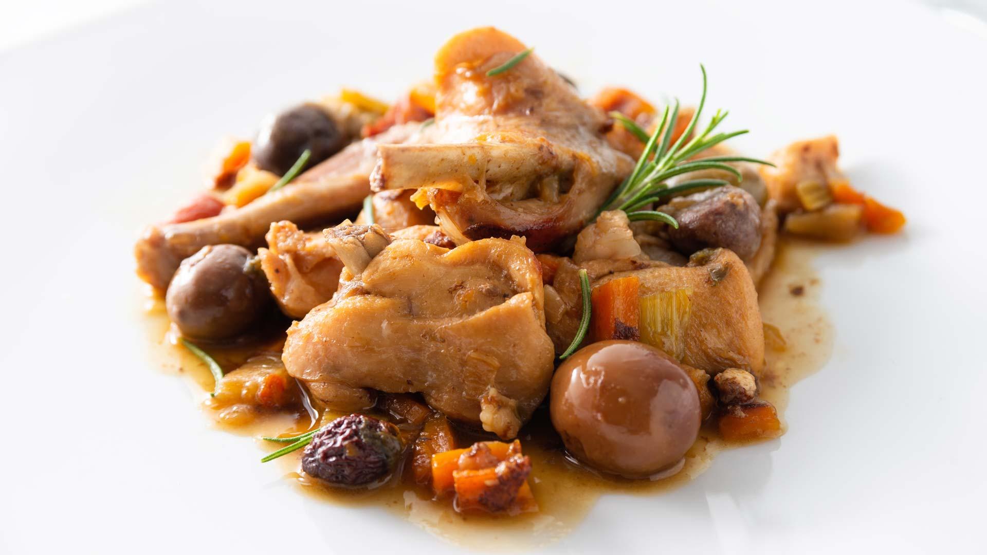 macelleria da gianni a donigala ricetta coniglio a sachittu